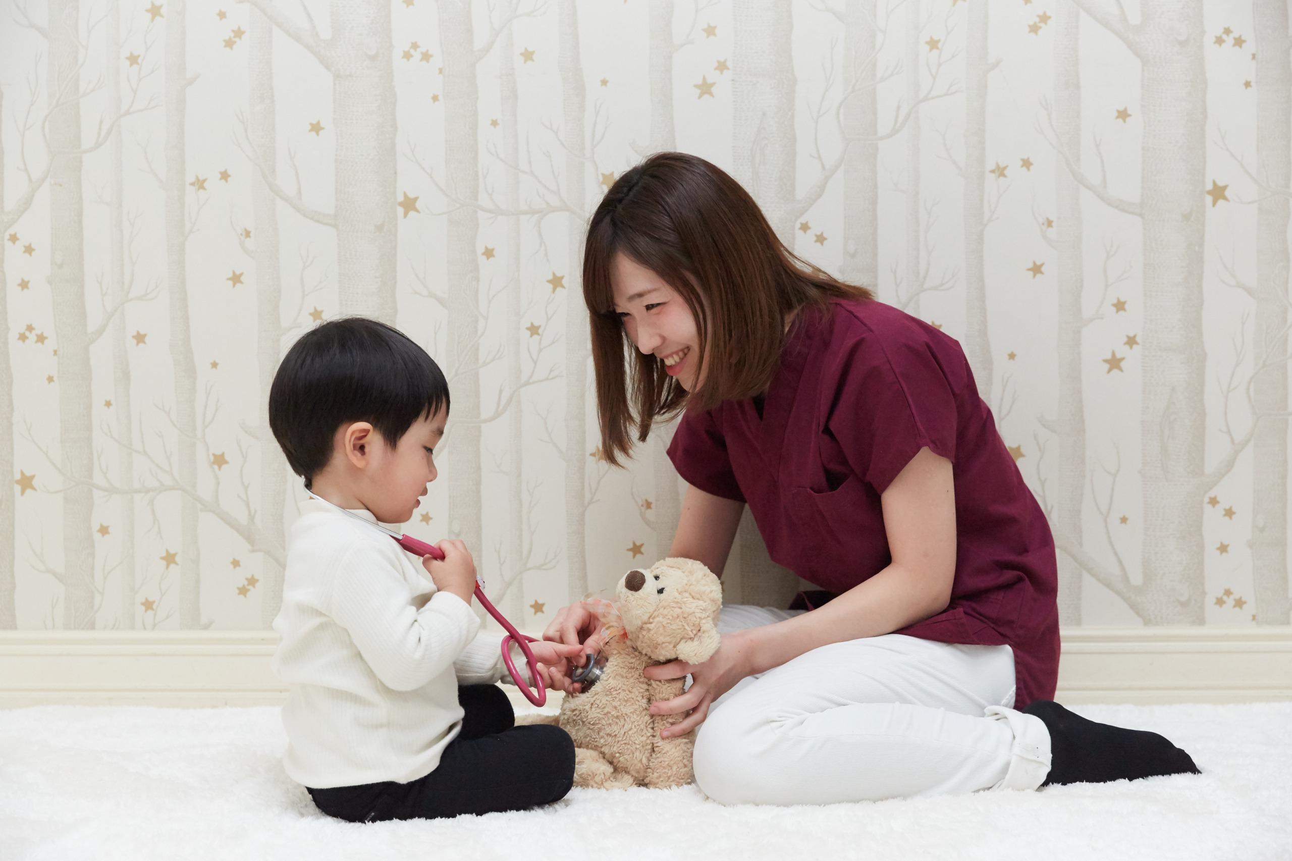 赤ちゃんの救急講座
